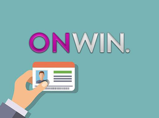Onwin Sitesinde Hesap Doğrulaması